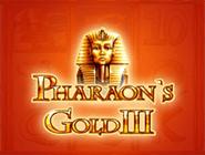 Слот Pharaohs Gold III в казино на доллары