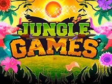 В онлайн казино автомат Jungle Games