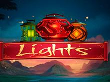 Фонарики – виртуальный игровой автомат в азартном клубе
