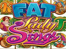 Играть в аппарат Fat Lady Sings на сайте казино