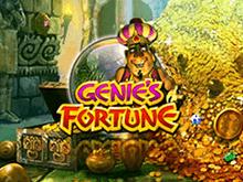 Автомат Genie's Fortune – играть в казино в онлайн-режиме